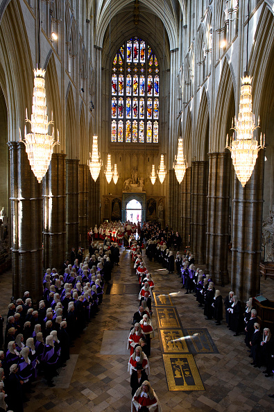 Religious Service「Judges Mark The Start Of The Legal Year With A Service At Westminster Abbey」:写真・画像(19)[壁紙.com]