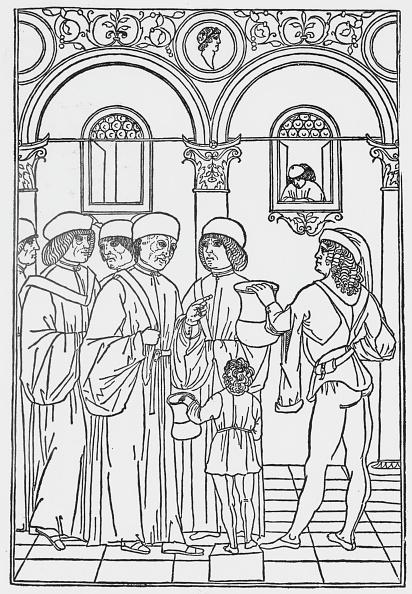 Discussion「Medieval Physicians」:写真・画像(10)[壁紙.com]