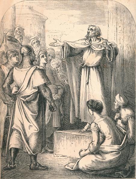 Preacher「Peter Preaching the First Crusade, 1869.」:写真・画像(2)[壁紙.com]