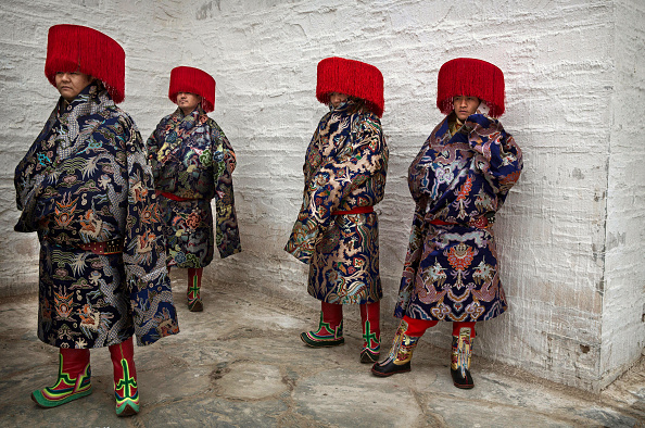 Cultures「Tibetan Buddhists Celebrate Religion And Culture at Great Prayer」:写真・画像(17)[壁紙.com]