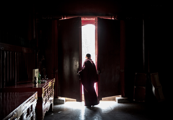 Buddhism「Monks Mark The Beating Ghosts Ritual」:写真・画像(8)[壁紙.com]