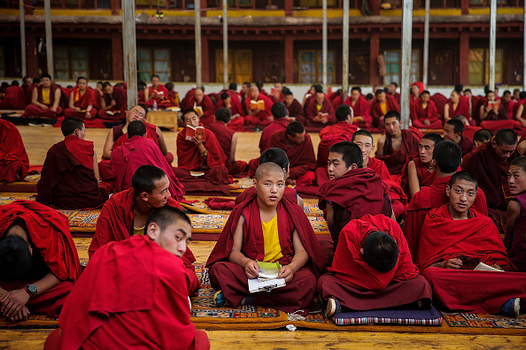 Tibetan Buddhism「Daily Life In Litang County」:写真・画像(0)[壁紙.com]