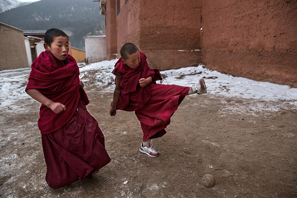 Buddhism「Tibetan Buddhists Celebrate Religion And Culture at Great Prayer」:写真・画像(3)[壁紙.com]