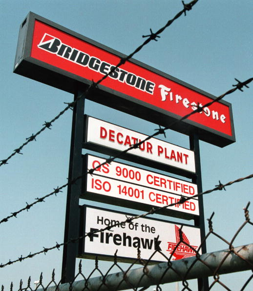 Tim Boyle「Firestone is in the midst of a massive tire recall」:写真・画像(17)[壁紙.com]