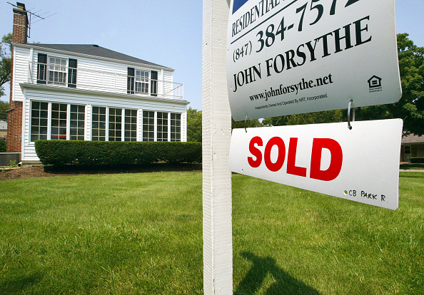Tim Boyle「Existing Home Sales And Prices Hit Record High」:写真・画像(17)[壁紙.com]