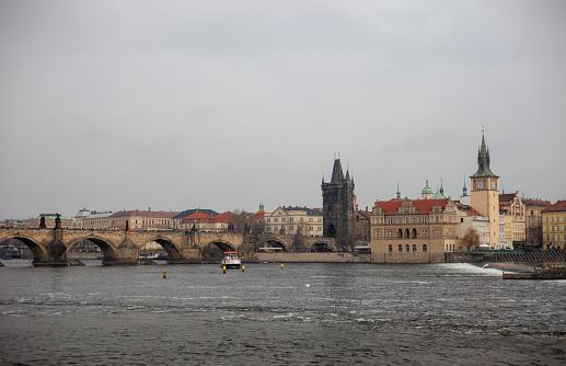 Charles Bridge「Charles Bridge in Prague, Czech Republic」:スマホ壁紙(10)