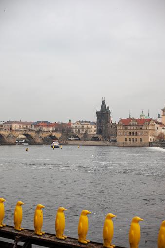 Charles Bridge「Charles Bridge in Prague, Czech Republic」:スマホ壁紙(12)