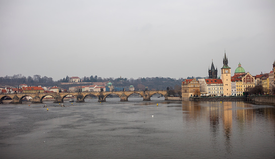 Charles Bridge「Charles Bridge in Prague, Czech Republic」:スマホ壁紙(11)