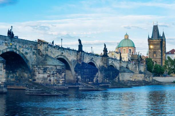 Charles Bridge, Prague, Czech Republic:スマホ壁紙(壁紙.com)