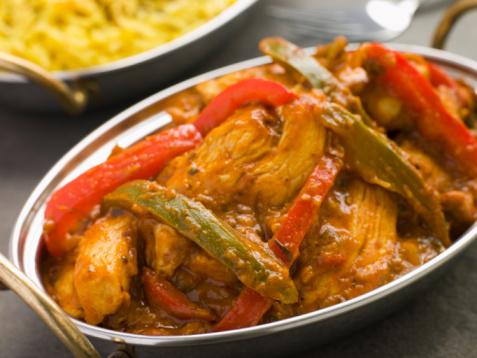 Basmati Rice「Chicken Jalfrezi Restaurant Style」:スマホ壁紙(12)
