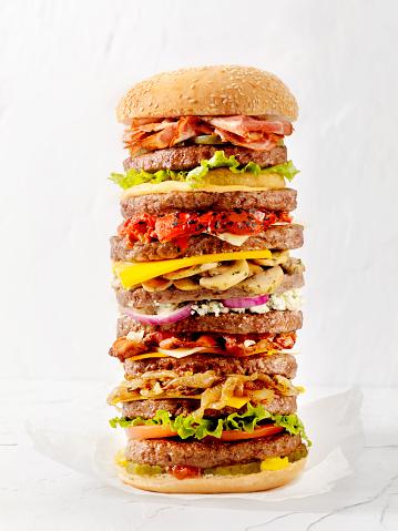 Tall - High「Favourite Burger Toppings」:スマホ壁紙(13)