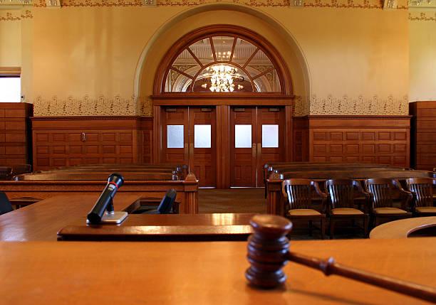 Courtroom 1:スマホ壁紙(壁紙.com)