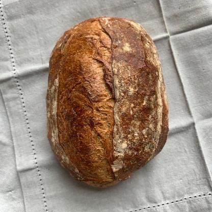 Loaf of Bread「Fresh Artisinal Soudough Bread Loaf」:スマホ壁紙(4)