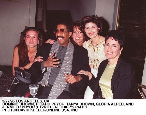 David Keeler「Ddominic Brown Richard Pryor Tanya Brown Gloria Alred And Jennifer Pryor At Tripp's Party」:写真・画像(18)[壁紙.com]