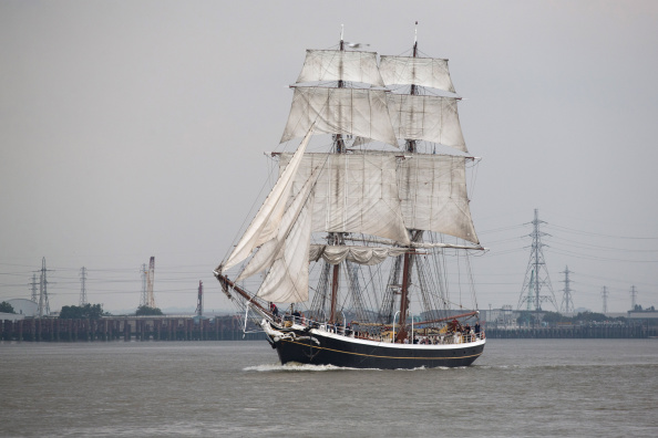 Anticipation「Tall Ships Arrive Into London」:写真・画像(19)[壁紙.com]