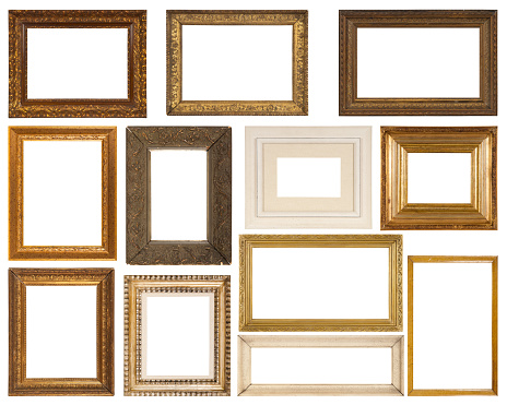 Art「Antique Frame Collection」:スマホ壁紙(10)