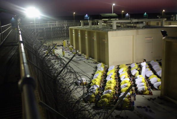 Camp Cropper「US Military Holds Thousands Of Detainees In Baghdad」:写真・画像(2)[壁紙.com]
