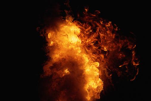 Fireball「Exploding fireball」:スマホ壁紙(7)