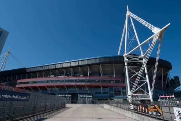 Cardiff Millennium Stadium:ニュース(壁紙.com)