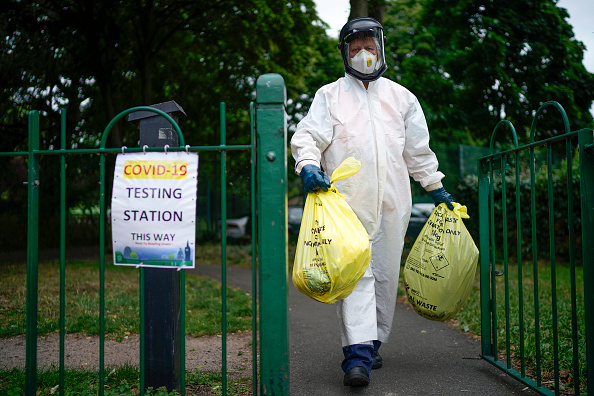 Infectious Disease「Leicester Could See Localised Lockdown After Covid-19 Flare-Up」:写真・画像(7)[壁紙.com]