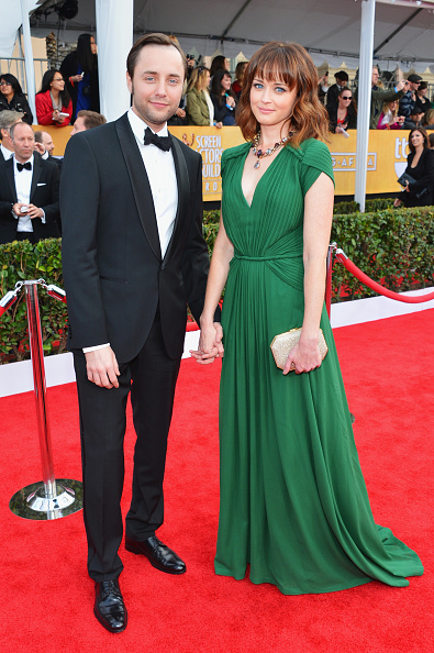 Alexis Bledel「19th Annual Screen Actors Guild Awards - Red Carpet」:写真・画像(8)[壁紙.com]