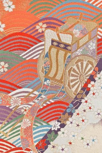 Kimono「The Japanese Kimono, close up」:スマホ壁紙(11)