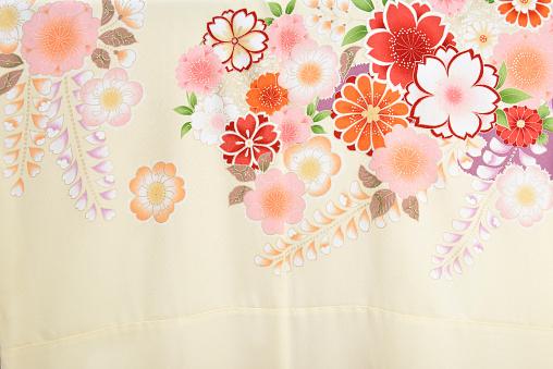 Kimono「The Japanese Kimono, close up」:スマホ壁紙(6)