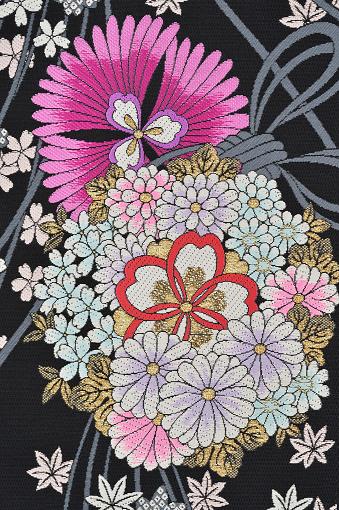 Kimono「The Japanese Kimono, close up」:スマホ壁紙(2)