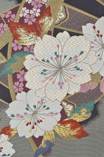 Kimono「The Japanese Kimono, close up」:スマホ壁紙(0)