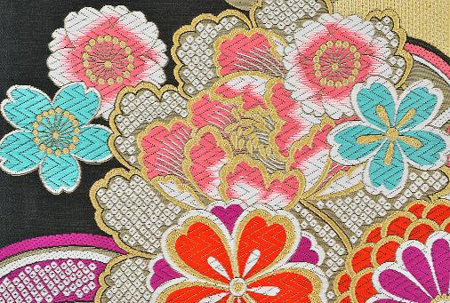 Kimono「The Japanese Kimono, close up」:スマホ壁紙(4)