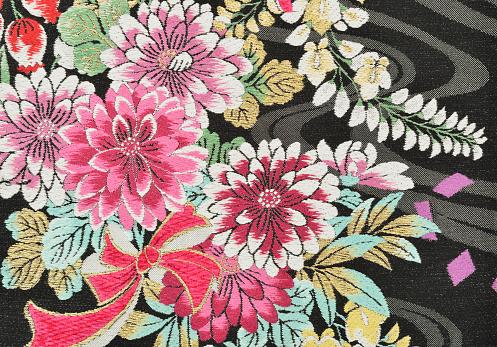 Kimono「The Japanese Kimono, close up」:スマホ壁紙(10)