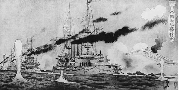 Ship「Sea Battle」:写真・画像(7)[壁紙.com]