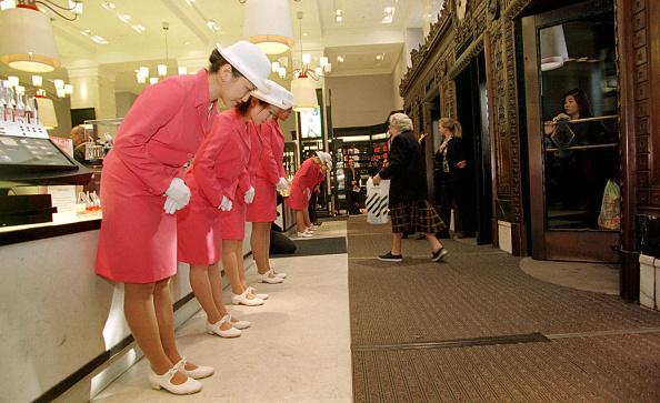 日本「Japanese Elevator Girls」:写真・画像(15)[壁紙.com]