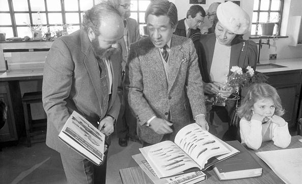Emperor Akihito「Japanese Royal Visit 1985」:写真・画像(2)[壁紙.com]