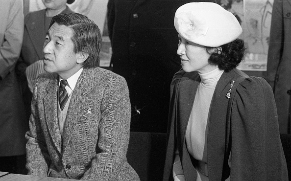 Emperor Akihito「Japanese Royal Visit 1985」:写真・画像(1)[壁紙.com]