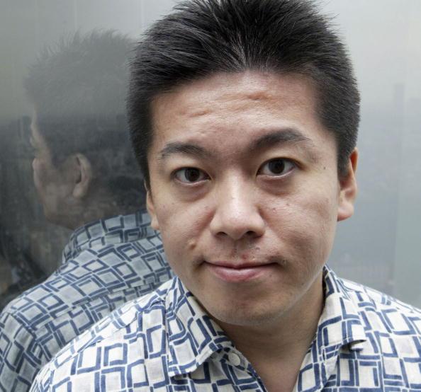 カメラ目線「JPN - Tokyo Based Software Company President Plans To Purchase Baseball Team」:写真・画像(14)[壁紙.com]