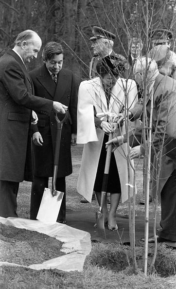 Japanese Royalty「Japanese Royal Visit 1985」:写真・画像(13)[壁紙.com]