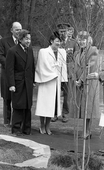 Japanese Royalty「Japanese Royal Visit 1985」:写真・画像(7)[壁紙.com]