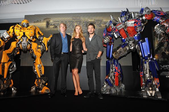 "Transformers - Named Work「""Transformers: Dark of the Moon"" Osaka Press Conference」:写真・画像(3)[壁紙.com]"