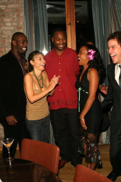 """Sonja Sohn「Premiere Of """"The Wire"""" - Afterparty」:写真・画像(8)[壁紙.com]"""