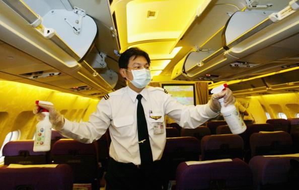 Mode of Transport「SARS Thai Airlines」:写真・画像(14)[壁紙.com]