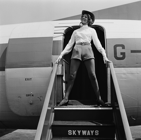 One Woman Only「Skyways Air Stewardess Fashion」:写真・画像(16)[壁紙.com]