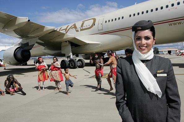 United Arab Emirates「Etihad Airline Makes Australian Debut」:写真・画像(15)[壁紙.com]