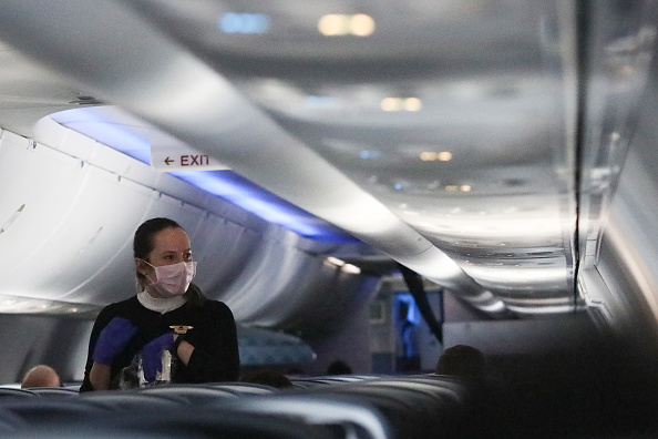 Hartsfield-Jackson Atlanta International Airport「Airline Industry Devastated By Coronavirus Pandemic, As Americans Urged To Shelter At Home」:写真・画像(16)[壁紙.com]