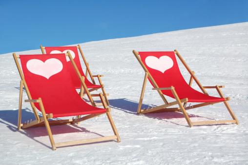 Ski Resort「lounge chairs」:スマホ壁紙(12)