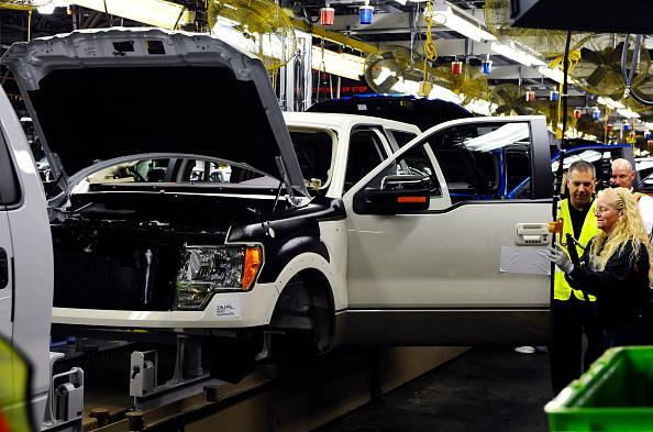 Missouri「Ford Launches 2009 Version Of F-150 Pickup Truck」:写真・画像(12)[壁紙.com]