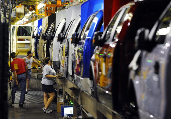Missouri「Ford Launches 2009 Version Of F-150 Pickup Truck」:写真・画像(15)[壁紙.com]