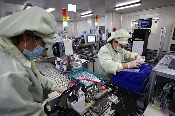 South Korea「South Korea Step Up Production On COVID-19 Test Kits To Contain Spread Of The Coronavirus」:写真・画像(11)[壁紙.com]