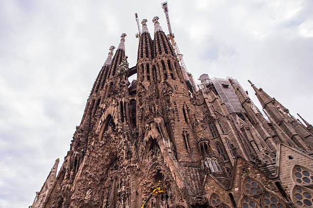 Sagrada Familia Enters Final Construction Phase:ニュース(壁紙.com)