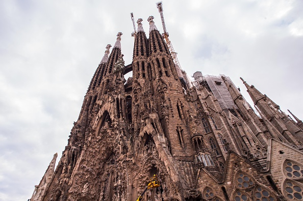 サグラダ・ファミリア「Sagrada Familia Enters Final Construction Phase」:写真・画像(7)[壁紙.com]